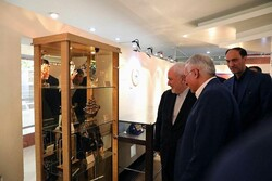افتتاح متحف هدايا ظريف في اصفهان