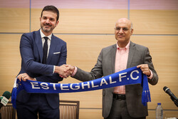 Introducing Andrea Stramaccioni as new head coach of Esteghlal FC