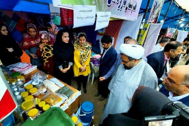جشنواره «بهار روستا و عشایر» گلستان در آزادشهر آغاز به کار کرد
