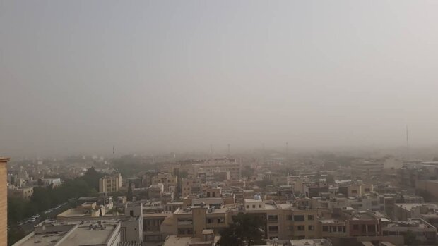 پیشبینی وجود کیفیت هوای ناسالم در روز دوشنبه