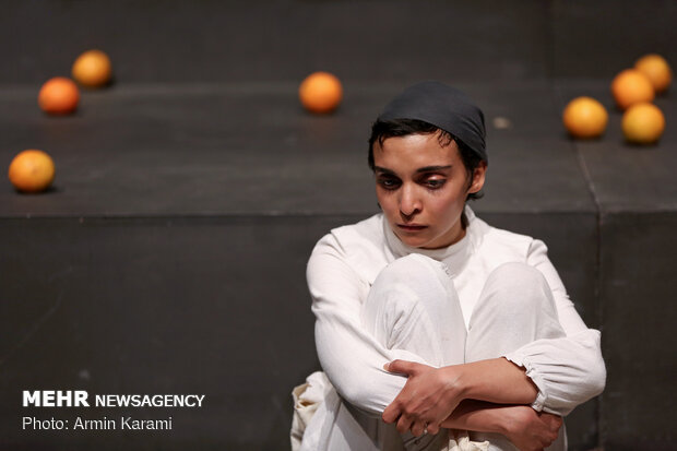 Matei Vișniec's adapted play staged in Tehran