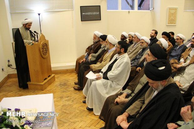 1st graduation ceremony of seminary students in UK Seminary School
