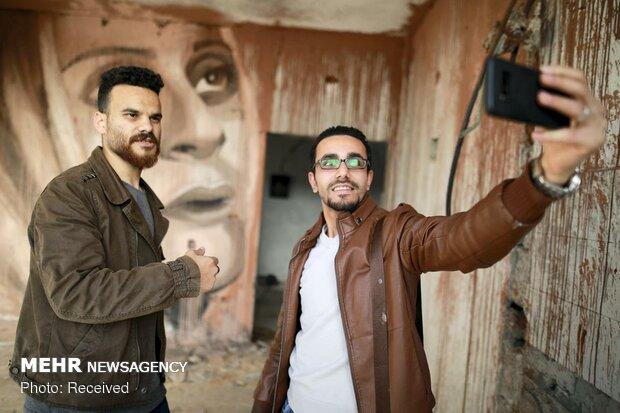 Filistinli sanatçı