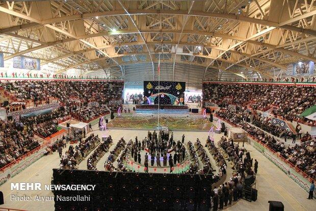 کنگره ملی ۵۴۰۰ شهید استان کردستان