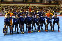 ژاپن قهرمان فوتسال آسیا شد/ حضور پرشور افغانستانیها در فینال