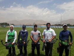 ترکیب تیم تیراندازی با کمان دانشجویان ایران مشخص شد