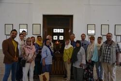 Hungarian tour operators visit Yazd