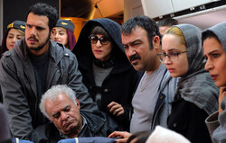 "A scene from director Kamal Tabrizi's ""We Are All Together""."