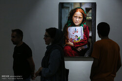 Iranian Press Photo of the Year Awards Exhibition