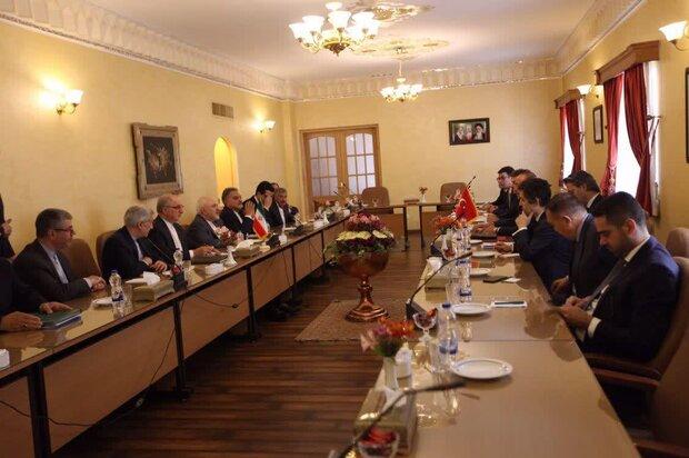 İran-Türkiye Stratejik Ortak Planlama Komisyonu Oturumu başladı