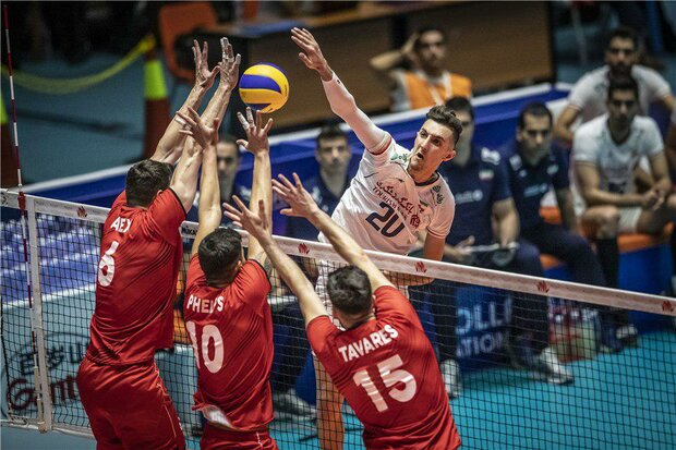VIDEO: Iran vs Portugal highlights at 2019 VNL