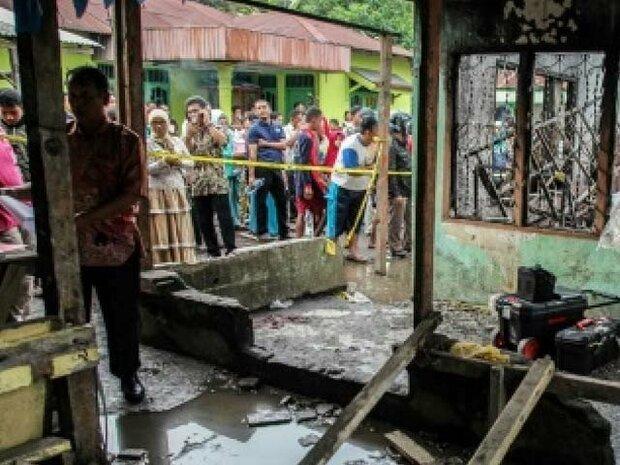 انڈونیشیا میں ماچس کی فیکٹری میں آگ لگنے سے 30 خواتین ہلاک