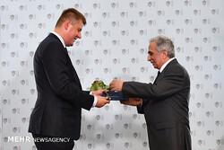 Czech Republic's Gratias Agit Award presented to Iranian translator