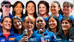 ۱۲ فضانورد زن کاندیدای سفر به ماه معرفی شدند