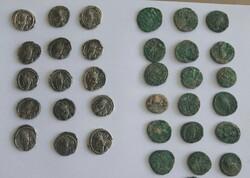 ۱۱۳ سکه ساسانی و ایلمایی در جهرم کشف شد