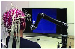 بازوی رباتیکی که با قدرت فکر شما کار می کند