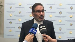 Ali Shamkhani, secretary of Iran's Supreme National Security Council