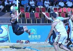 beach handball