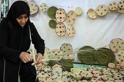Sales exhibit of handicrafts opens in Tehran