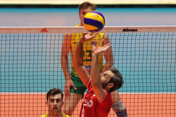 VIDEO: Iran vs Australia highlights at VNL 2019