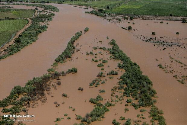 ضعف مراتع احتمال وقوع سیلاب را افزایش داده است