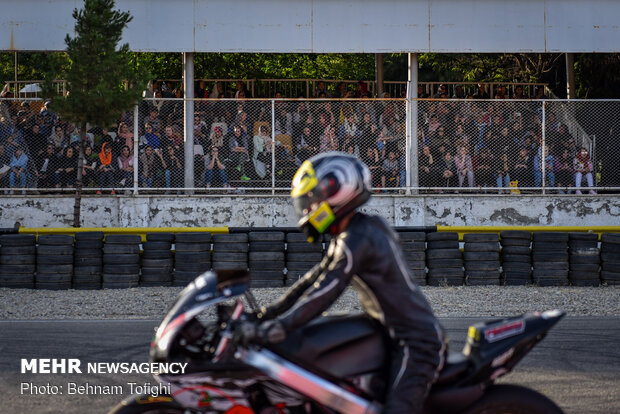 Moto Racing Championships in Tehran