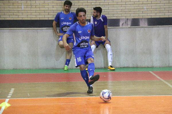 مسابقات فوتسال باشگاه های نوجوانان کشور در شاهرود برگزار شد