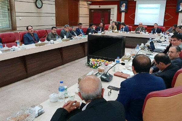 مشکلات ۶ واحد تولیدی در ستاد تسهیل استان قزوین بررسی شد