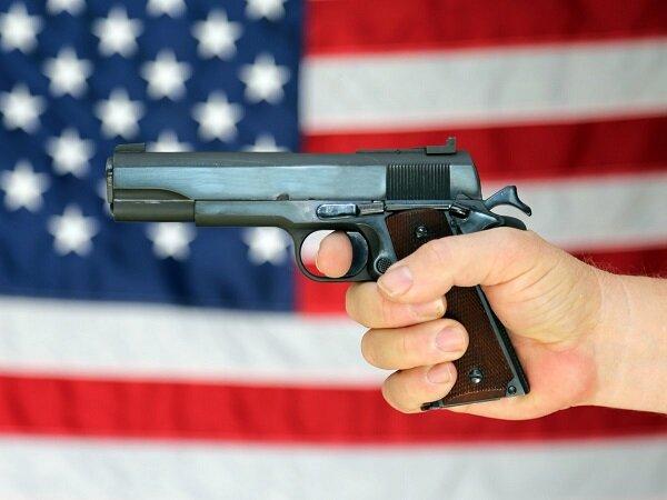 خشونت آمریکایی و جنگ داخلی تن به تن شهروندان