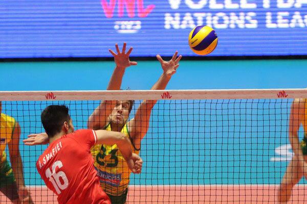 Iran trounces Australia 3-0 to continue leading 2019 VNL
