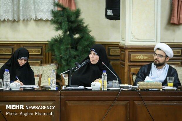 نشست فعالان حوزه حقوق زنان با رئیس قوه قضائیه