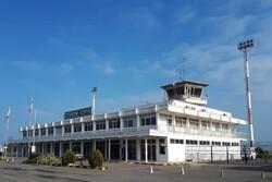 امکان فرود هواپیماهای بزرگ در فرودگاه رامسر ممکن می شود