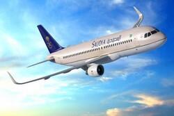 تغییر مسیر پروازهای خطوط هوایی عربستان سعودی برفراز تنگه هرمز