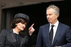 همسر تونی بلر تهیهکننده اجرایی یک فیلم شد/ اعتراض منتقدان