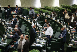 بدء الجلسة العلنية لمجلس الشورى الإسلامي