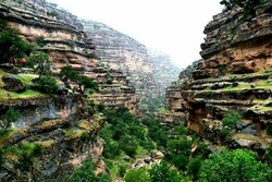 PHOTOCLIP: Shirz Canyon among top tourist attractions in Summer