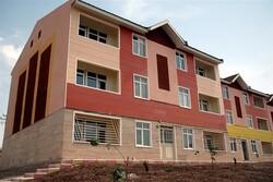 افتتاح ۴۰۸ واحد منزل سازمانی نداجا در جاسک