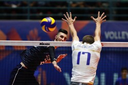 Iran still tops 2019 VNL table despite 3-0 defeat to France on Sun.