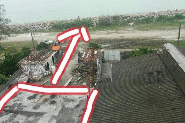 آزادسازی ۵۹۴ هزار مترمربع از ساحل دریا در مازندران