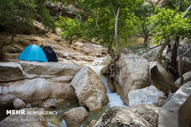 دره شیرز کوهدشت ، شگفتی طبیعت زاگرس