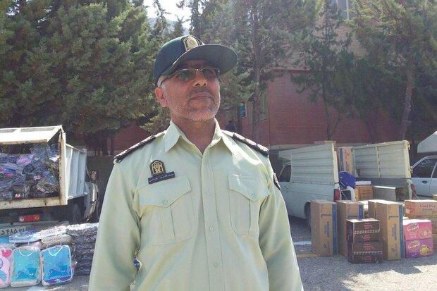 کشف ۸۱۹ مورد سرقت در خرمآباد/ ۵۹ خرده فروش مواد مخدر دستگیر شدند