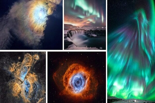 2 Iranian photographers nominated for Astronomy Photographer of Year
