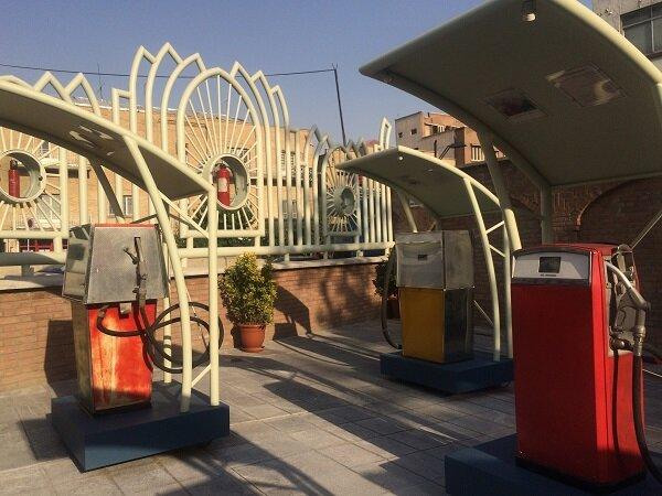 شیر پیر شهید تندگویان در موزه ای برای اتول نشینان پایتخت