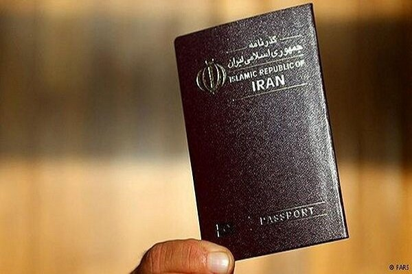 Iran not to stamp passports of visiting foreigners