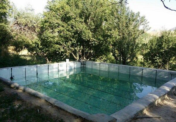نوجوان مرندی در استخر باغ غرق شد