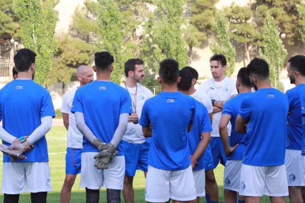 Esteghlal starts 10-day training camp in Turkey