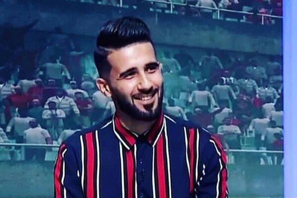 بشار يرحل عن إيران / برسيبوليس يحذر لاعب خط الوسط العراقي