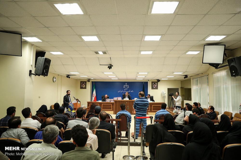 سومین جلسه رسیدگی به اتهامات متهمان پرونده شرکت کیمیا خودرو