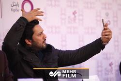 حامد بهداد جایزهاش را به عباس کیارستمی تقدیم کرد