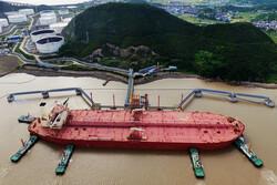 چین میں پہلی تیل بردار اسمارٹ کشتی کی رونمائی